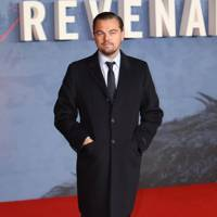 The Revenant premiere, London - January 14 2016