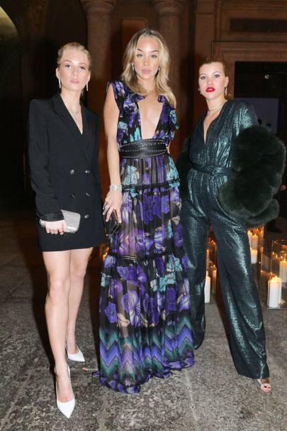 Vogue Italia and Place Vendome party - 24 February 2017
