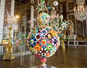 Takashi Murakami - Retrospective at Versailles