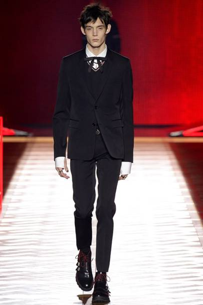 353ffe0ea24 Dior Homme Autumn Winter 2016 Menswear show report
