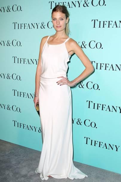 Tiffany & Co. Blue Book Celebration, New York - April 10 2014