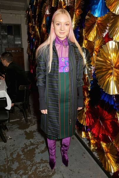 Hoi Polloi and Bistrotheque Christmas Party, London - November 30 2017
