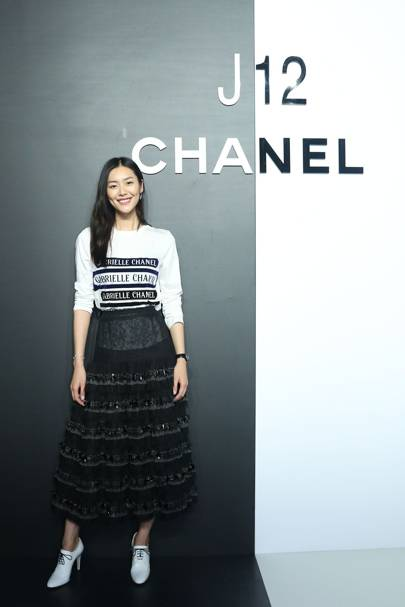 Chanel J12 party, Shanghai - June 2 2017