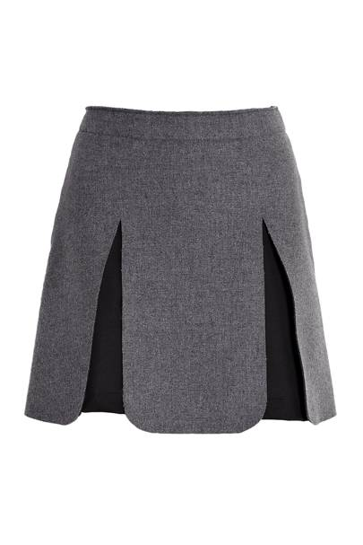 Pleated skirt, £375, JW Anderson