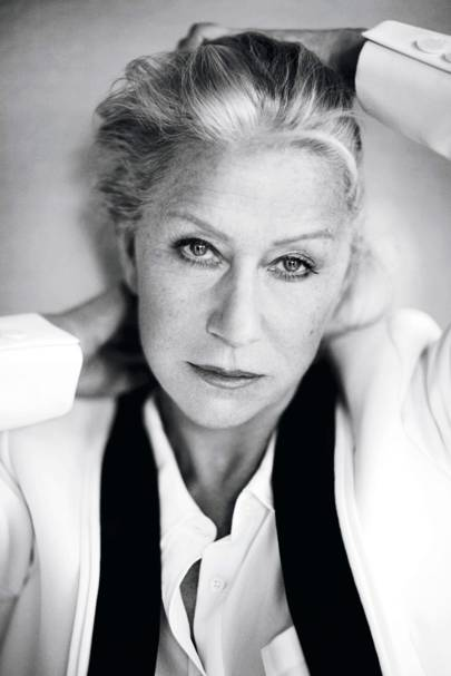 Helen Mirren: March 2013 Issue