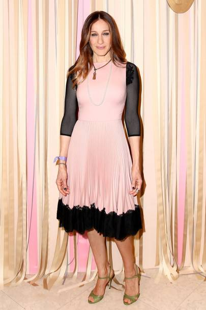 SJP Collection Pop-Up Shop Opening, New York – February 26 2014