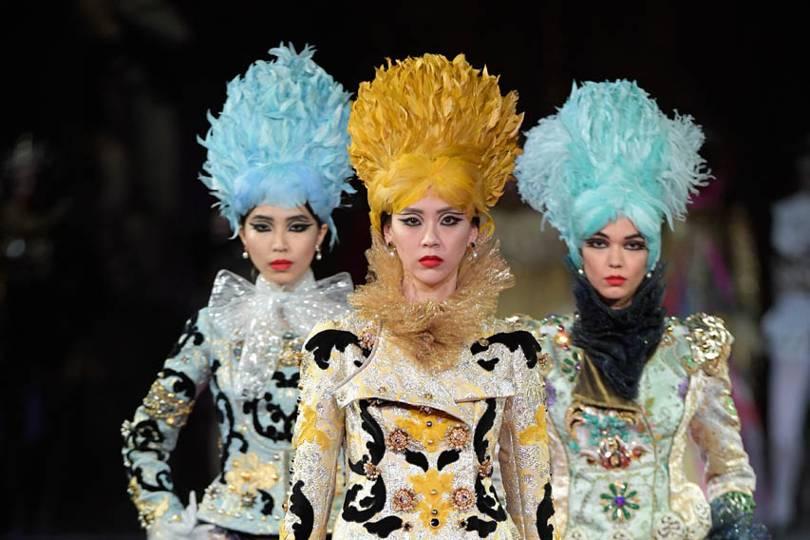 Dolce & Gabbana - Alta Moda Autumn/Winter 2020 Pre-Fall show report