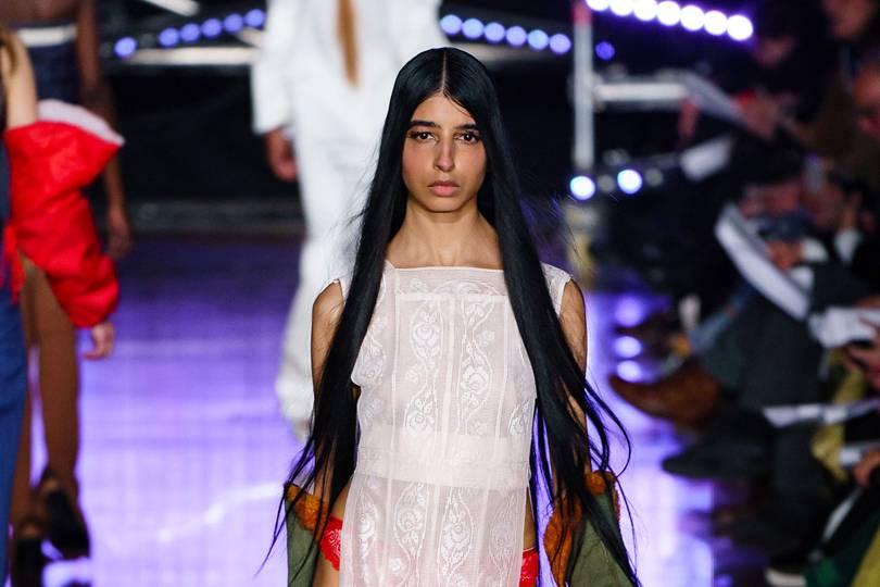 Central Saint Martins Ma Autumn Winter 2019 Ready To Wear Show Report British Vogue
