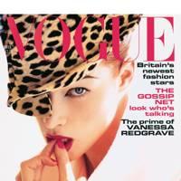 Vogue Cover, February 1995