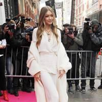 Gigi Hadid x Stuart Weitzman launch, New York – November 15 2017