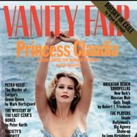 Helmut Newton For Vanity Fair