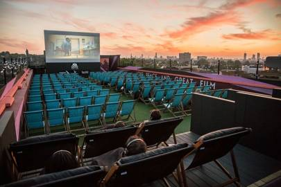 The 9 Best Outdoor Cinemas In London British Vogue