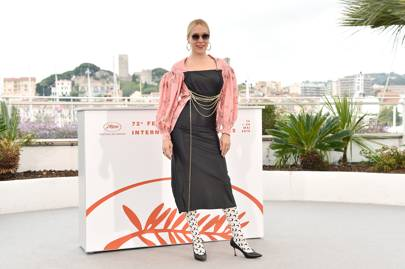 Chloë Sevigny Does Cannes Her Way – Again – In Marine Serre