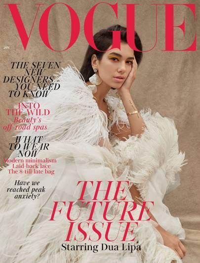 2cc7efdc9 British Vogue Magazine Archive | British Vogue