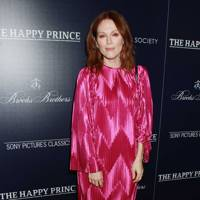 """The Cinema Society and Brooks Brothers host a special screening of """"The Happy Prince"""", New York – October 8 2018"""