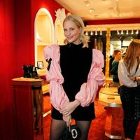 Roger Vivier store launch, London - January 30 2019