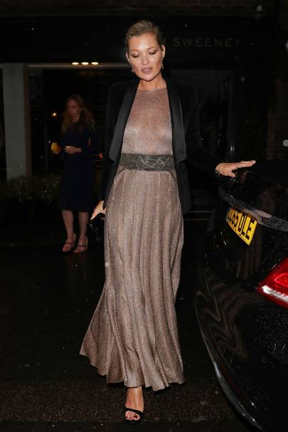 Kate Moss x Ara Vartanian launch party, London – May 17 2017