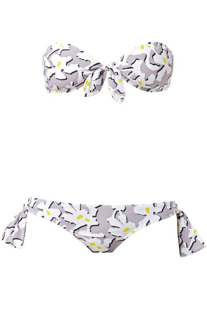Tie-side bikini, £75