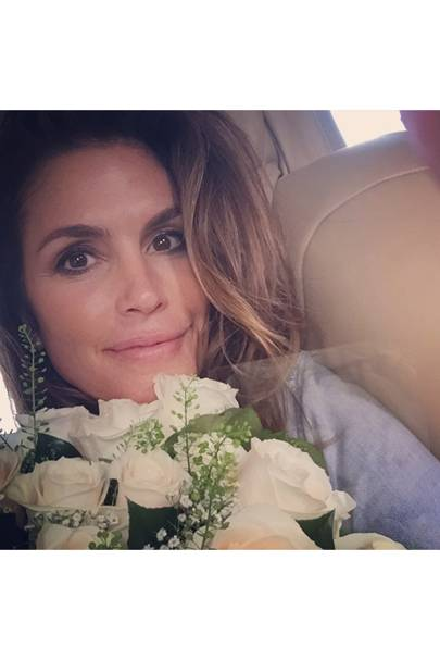 Cindy Crawford - 403k followers