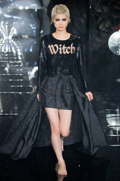 Basic Witch: Ashish