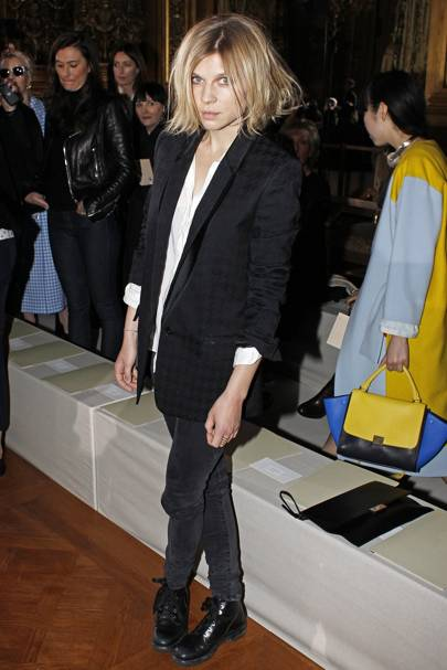 Stella McCartney show - March 3 2014