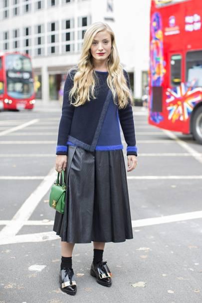 Kate Foley, stylist