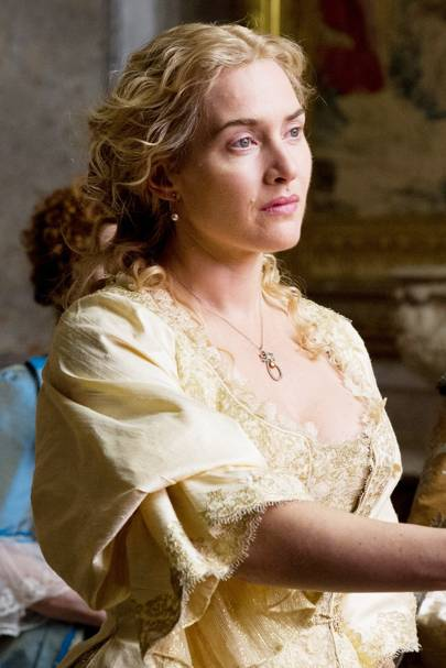 Image result for Kate Winslet a little chaos