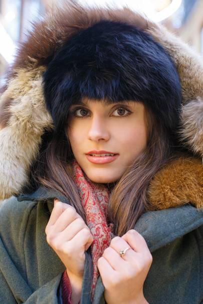 Lara Heller, actress