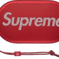 Supreme/B&O PLAY by Bang & Olufsen P2 Wireless Speaker
