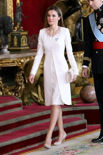 8 - Queen Letizia