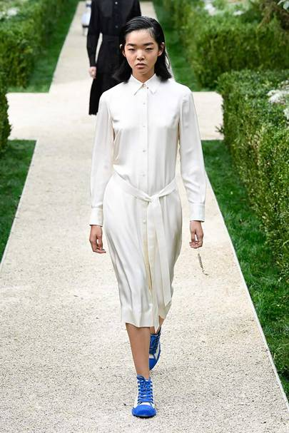 90e0a0f04eb6 Tory Burch Spring/Summer 2019 Ready-To-Wear show report | British Vogue