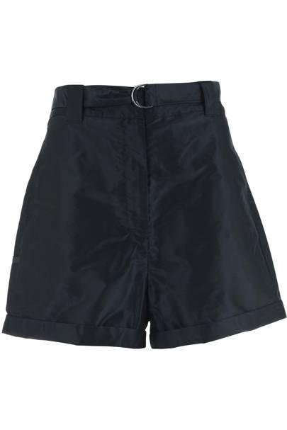 Black shorts, £65