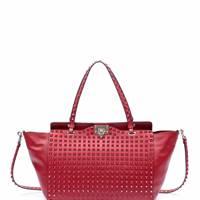 Valentino Rockstud Rouge tote, £2,505