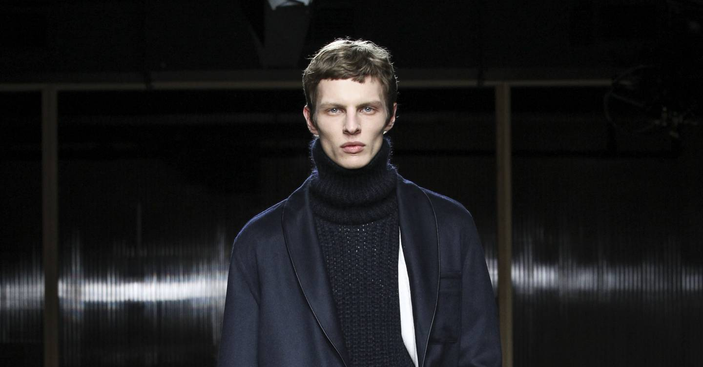 Boss Autumn/Winter 2018 Menswear