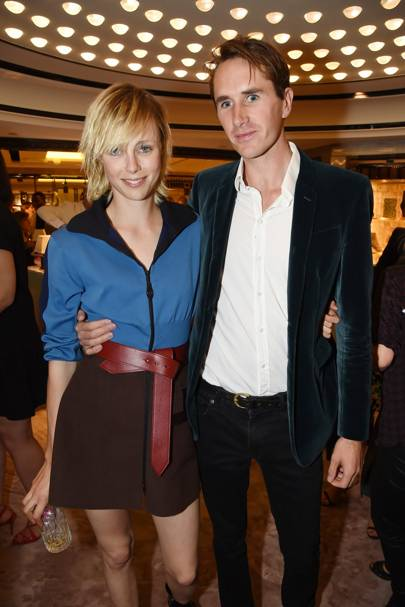 Harrods Shoe Heaven party - September 16 2014