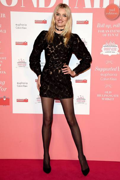 The Naked Heart Foundation's Fabulous Fund Fair, London - February 20 2016