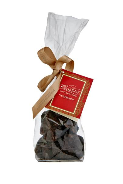 Twist: Cinder Toffee Coal