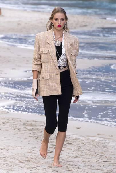 da1272215e Chanel Spring/Summer 2019 Ready-To-Wear show report | British Vogue