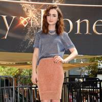 Mortal Instruments: City of Bones press event, California - August 13 2013