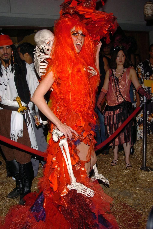 26054702b485 Heidi Klum's Best Ever Halloween Costumes   British Vogue