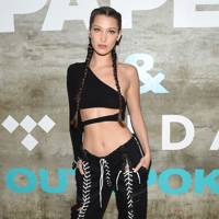 Paper Magazine And Tidal Present: The Outspoken Issue With Bella Hadid, New York - December 16 2016