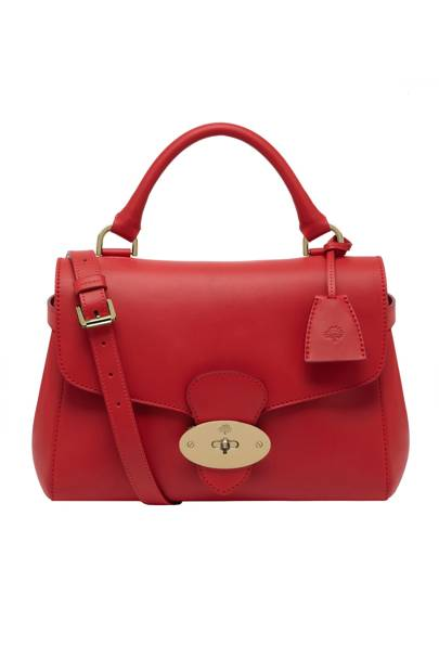 The Primrose in red, £1,200