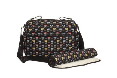 23d41e8705e1 Fendi Graphic Faces baby changing bag