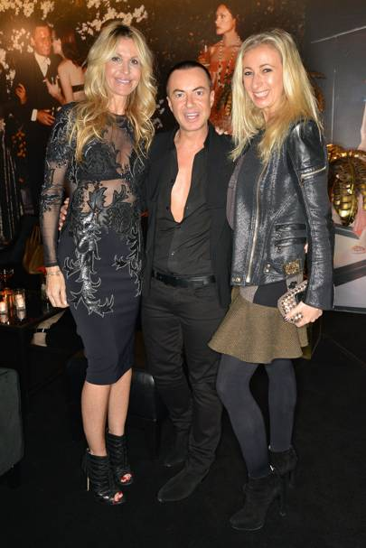 Vogue Pop-Up Club, Westfield London - October 30 2013