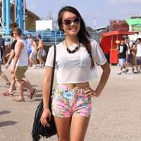 Sophie Choy, model