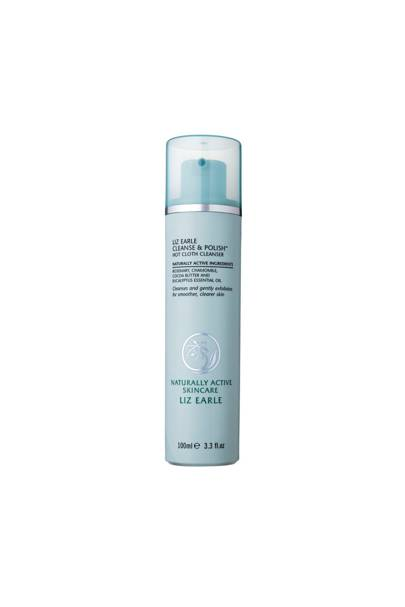 Liz Earle Cleanse and Polish Hot Cloth Cleanser, £14