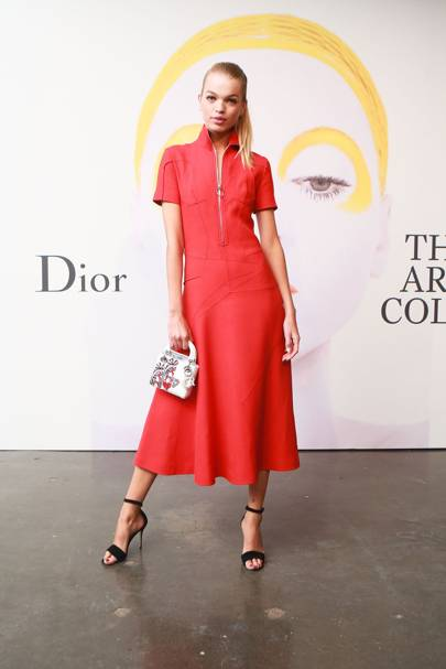 Dior, The Art of Colour book launch, New York – October 25 2016