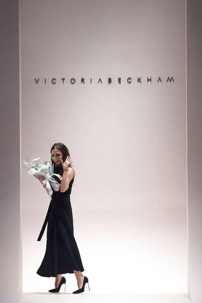 Victoria Beckham show, Singapore - May 16 2015