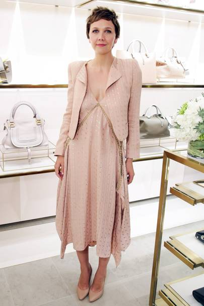 Chloe store opening, New York - June 9 2014