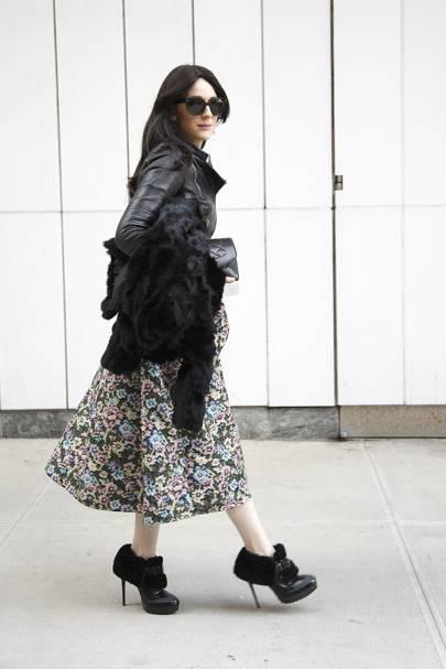 Abby Klein, blogger